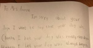 A Heartwarming Letter Written By A Student To His Teacher Will Make You Cry