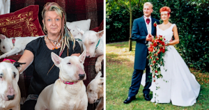 Fed Up Husband Asks Wife To Choose Him Or The Dogs And She Made The Right Choice